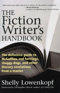 Fiction Writer's Handbook Cover