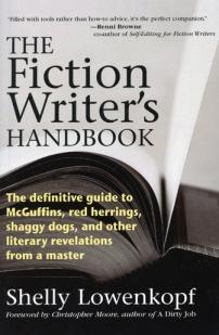 Fiction Writer's Handbook Cover