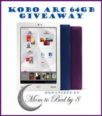 Kobo Arc Button